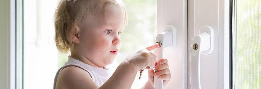 sécuriser ses fenêtres pour protéger ses enfants